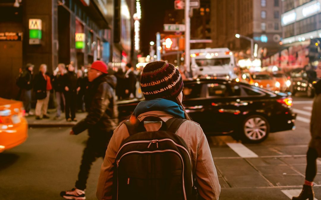 Be Cautious in These Five High-Risk Pedestrian Areas